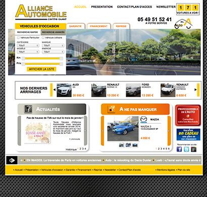 Alliance Automobile