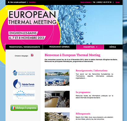 European Thermal Meeting