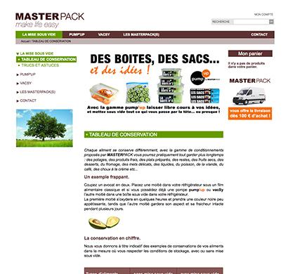 Masterpack