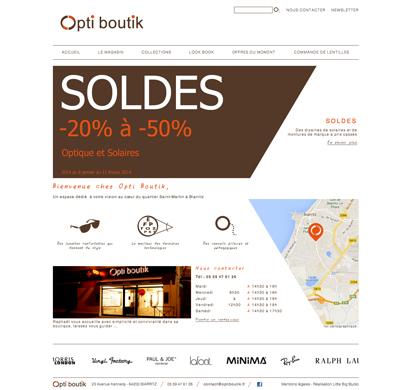 Opti Boutik - Opticien indépendant Biarritz