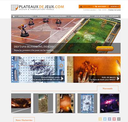 Plateaux de Jeux.com