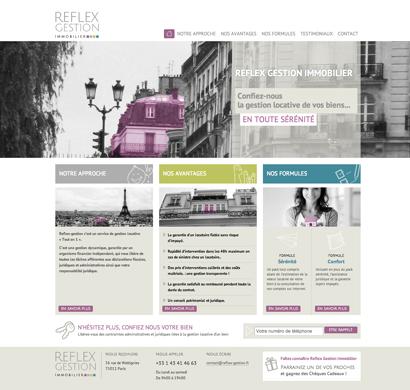 Reflex-Gestion : Gestion locative et administration de biens